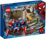 76148 LEGO® Marvel Super Heroes Pókember  Doc Ock ellen