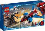 76150 LEGO® Marvel Super Heroes Spiderjet Venom robotja ellen