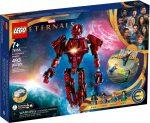 76155 LEGO® Marvel Super Heroes Az Örökkévalók Arishem árnyékában