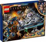 76156 LEGO® Marvel Super Heroes LEGO® Marvel A Dóm felemelkedése