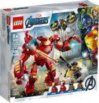 76164 LEGO® Marvel Super Heroes Vasember Hulkbuster az A.I.M Ügynök ellen