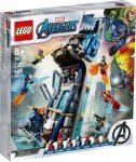 76166 LEGO® Marvel Super Heroes Bosszúállók Csata a toronynál