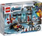 76167 LEGO® Marvel Super Heroes Vasember fegyvertára