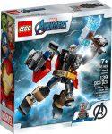 76169 LEGO® Super Heroes Thor páncélozott robotja