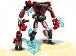 76171 LEGO® Super Heroes Miles Morales páncélozott robotja