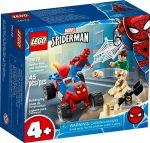 76172 LEGO® Super Heroes Pókember és Sandman leszámolása
