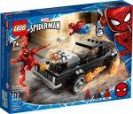 76173 LEGO® Super Heroes Pókember és Szellemlovas vs. Carnage
