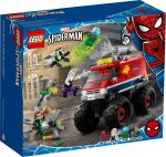 76174 LEGO® Super Heroes Pókember monster truckja vs. Mysterio
