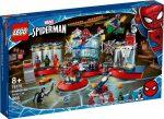 76175 LEGO® Super Heroes Támadás a pókbarlang ellen