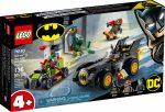 76180 LEGO® DC Comics™ Super Heroes Batman™ vs. Joker™: Batmobile™ hajsza