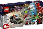 76184 LEGO® Super Heroes Pókember vs. Mysterio dróntámadása