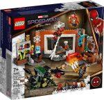 76185 LEGO® Super Heroes Pókember a Sanctum műhelynél