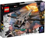 76186 LEGO® Marvel Super Heroes Fekete Párduc Dragon Flyer