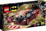 76188 LEGO® DC Comics™ Super Heroes Batman™ klasszikus TV sorozat Batmobile™