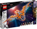 76193 LEGO® Marvel Super Heroes Az Őrzők hajója