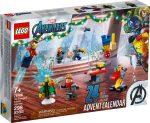 76196 LEGO® Marvel Super Heroes LEGO® Marvel Bosszúállók adventi naptár