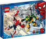76198 LEGO® Marvel Super Heroes Pókember és Doktor Oktopusz robotcsatája