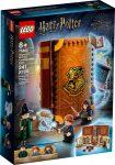 76382 LEGO® Harry Potter™ Roxfort™ pillanatai: Átváltozástan óra