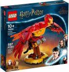 76394 LEGO® Harry Potter™ Fawkes, Dumbledore főnixe