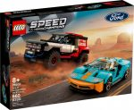 76905 LEGO® Speed Champions Ford GT Heritage Edition and Bronco R
