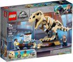 76940 LEGO® Jurassic World™ T-Rex dinoszaurusz őskövület kiállítás