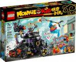 80007 LEGO® Monkie Kid Acélbika tank