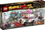 80009 LEGO® Monkie Kid Pigsy büfékocsija