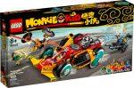 80015 LEGO® Monkie Kid Monkie Kid Felhő Járgánya