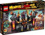 80016 LEGO® Monkie Kid A lángoló öntöde