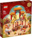 80104 LEGO® Szezonális készletek Oroszlántánc