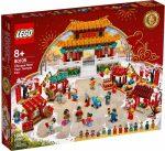 80105 LEGO® Szezonális készletek Kínai újévi templomi vásár