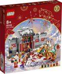 80106 LEGO® Szezonális készletek Nian története
