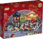 80107 LEGO® Szezonális készletek Tavaszi Lámpás Fesztivál