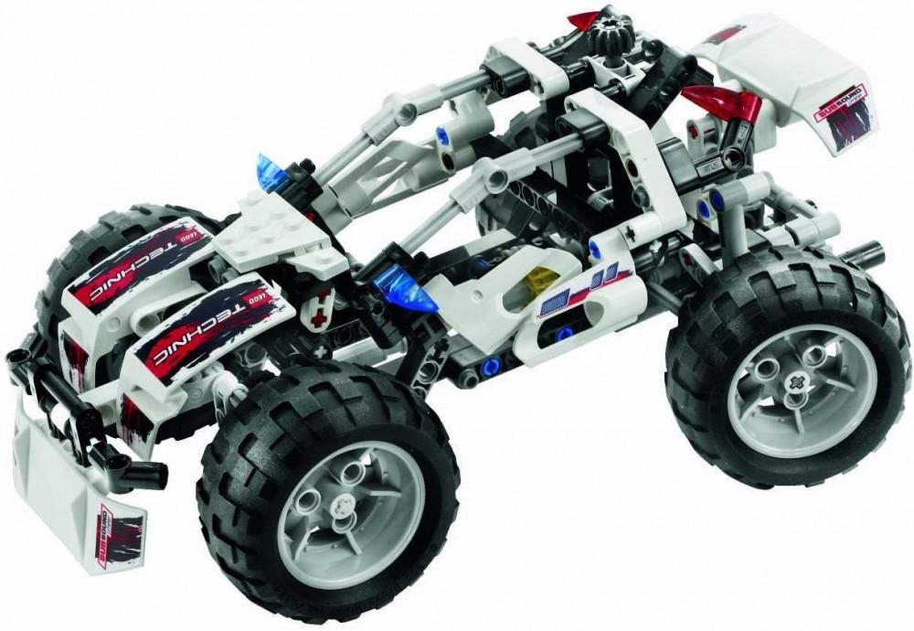 8262 LEGO® Technic™ Quad-Bike - Kockabolygó