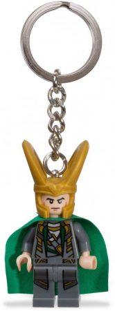 850529 LEGO® Marvel Super Heroes Loki kulcstartó