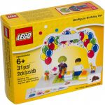 850791 LEGO® Kiegészítők Minifugura szett - Születésnap
