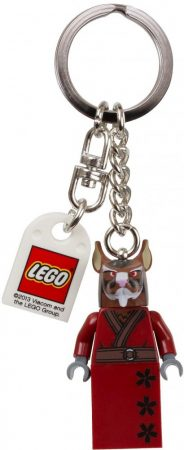 850838 LEGO® Teenage Mutant Ninja Turtles™ Szecska Mester kulcstartó