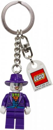 851003 LEGO® DC Comics™ Super Heroes Joker kulcstartó