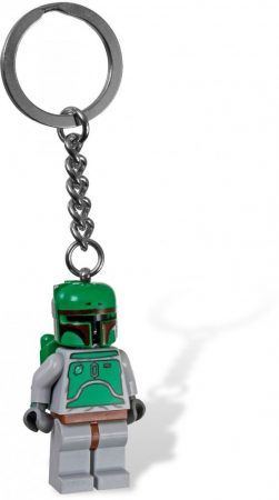 851659 LEGO® Star Wars™ Boba Fett Classic kulcstartó