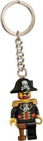 852544 LEGO® Pirates Kockaszakáll kalóz kapitány kulcstartó