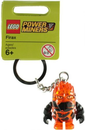 852862 LEGO® Power Miners Rock Monster Firax kulcstartó