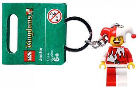 852911 LEGO® Kingdoms Jester kulcstartó