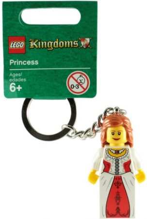 852912 LEGO® Kingdoms Hecegnő kulcstartó