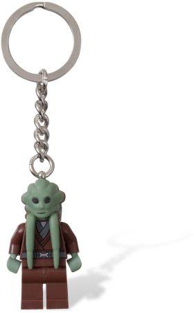 852945 LEGO® Star Wars™ Kit Fisto kulcstartó