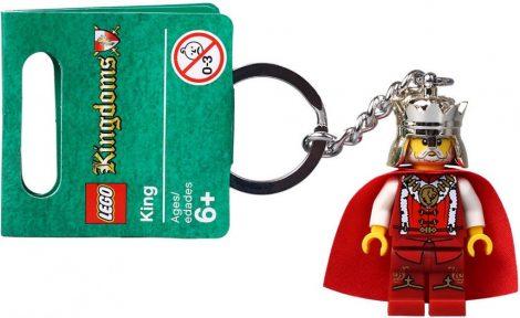 852958 LEGO® Kingdoms Kulcstartó King
