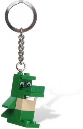 852986 LEGO® Classic Krokodil kulcstartó