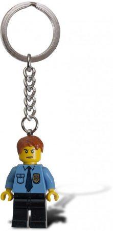 853091 LEGO® City Rendőr kulcstartó