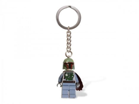 853116 LEGO® Star Wars™ Boba Fett™ kulcstartó