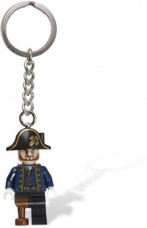 853189 LEGO® Pirates of the Caribbean™ Barbossa kapitány kulcstartó