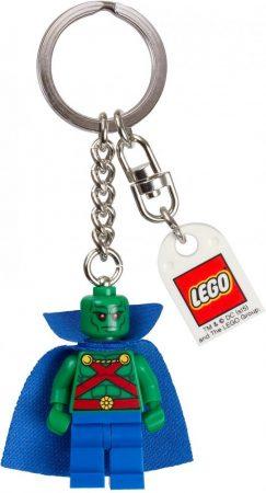 853456 LEGO® DC Comics™ Super Heroes Martian Manhunter kulcstartó
